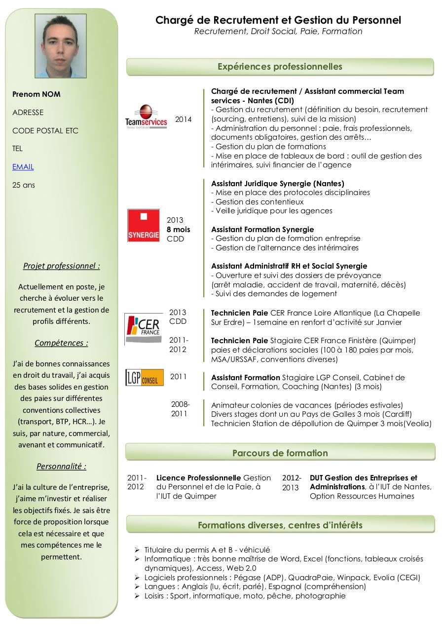 fichier pdf cv recrutement pdf par team-services  1