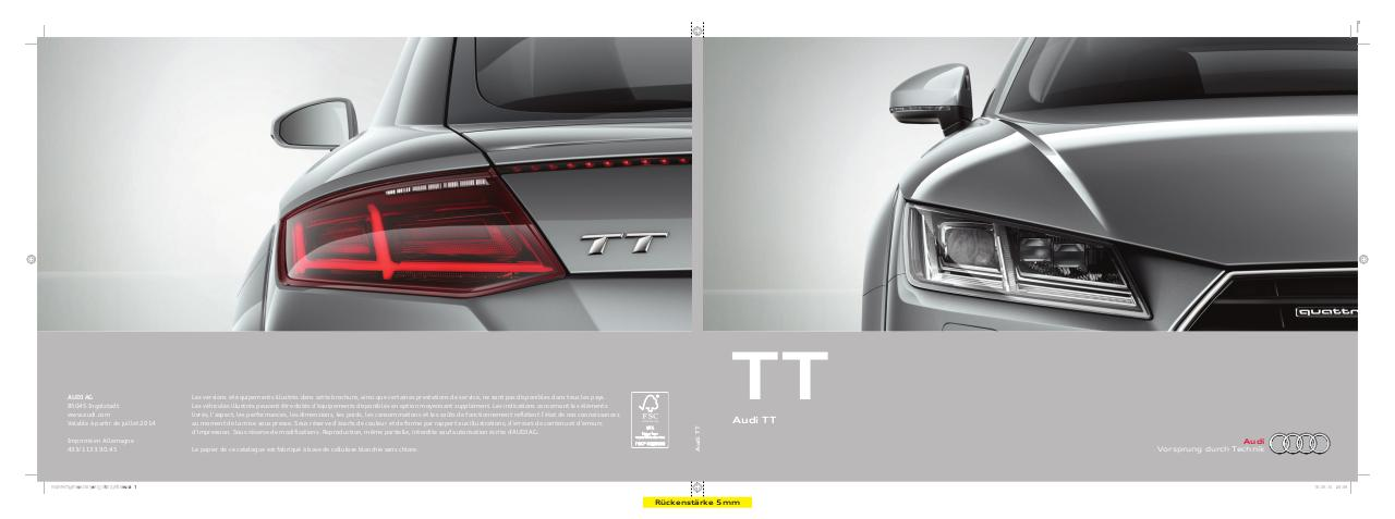 433 audi tt web pdf t1 fr tt mk3 catalogue pdf fichier pdf. Black Bedroom Furniture Sets. Home Design Ideas