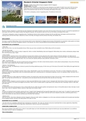 Fichier PDF mandarin oriental singapore hotel