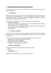 reorganisation generale des rubriques du forum 1