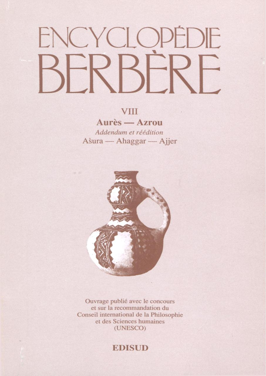 Encyclopedie-Berbere-Volume-8.pdf - page 1/200