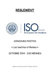 Fichier PDF reglement concours photo iso rennes octobre 2014