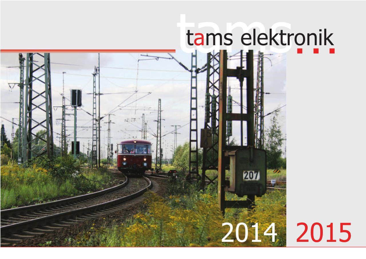 "54-01036-01 Tams FCS-3 FCS-Modul /""Bus-Modul/"" Beleuchtung für das Car System"