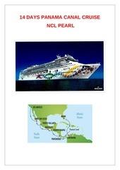 Fichier PDF 14 days panama canal cruise 2013