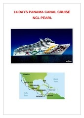 14 days panama canal cruise 2013
