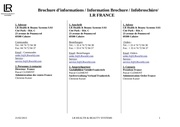 brochure info france 2013 1