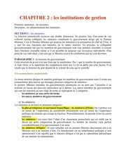 chapitre 2 institutions