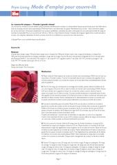Fichier PDF couvre lit tricotin prym maxi