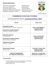 planning stv feminin du 12 10 2014 au 19 10 2014
