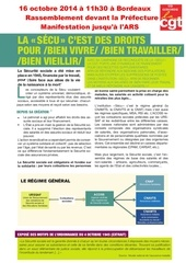 securite sociale 4pages