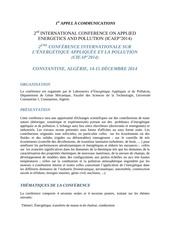 1er appel communications cieap2014 1