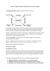 aristote et la logique