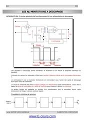 Fichier PDF alimentation a decoupage