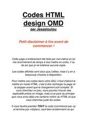codes html qsj