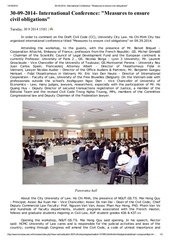30 09 2014 conference measures to ensure civil obligations