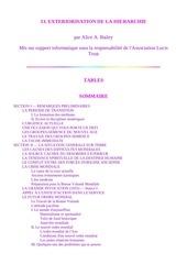 13 exteriorisation de la hierarchie