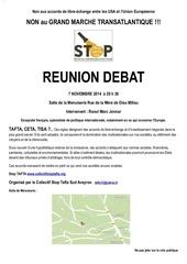 anti tafta tract 7 novembre 1