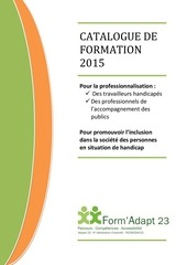 catalogue de formation 2015 version definitive