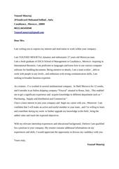 Fichier PDF cover letter youssef mourtaj