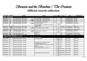 disques officiels 1