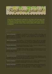 reglements saphirox