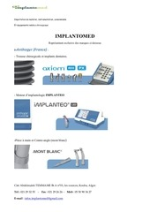 Fichier PDF implant dentaire algerie