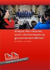 mesures socio economiques michel i