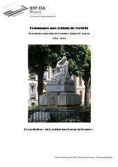hommages aux soldats de nangis