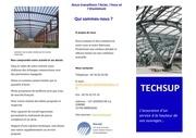 brochure techsup