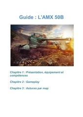 guide amx 50b