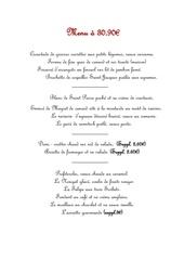 menu a 30 90 octobre 2014