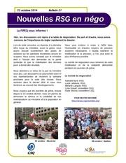 nouvelles rsg en nego bulletin 21