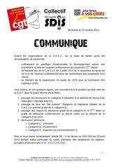 2014 10 23 communique filiere