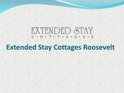 extended stay cottages roosevelt