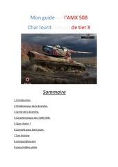 guide amx50b