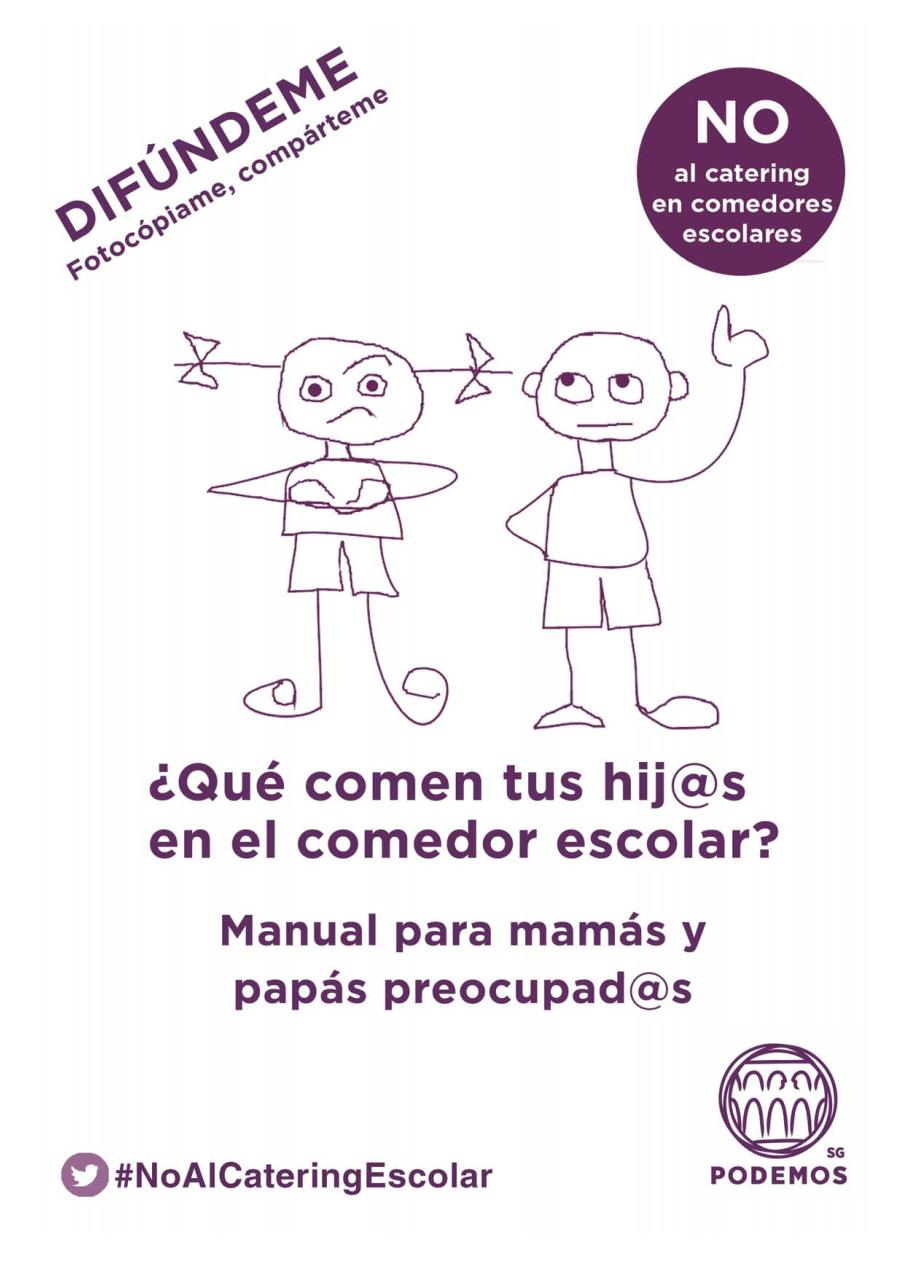 Manual Comedores - Fichier PDF