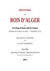Fichier PDF rois alger