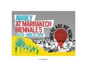 awiiilymarrakechtarik rahel biennale 5