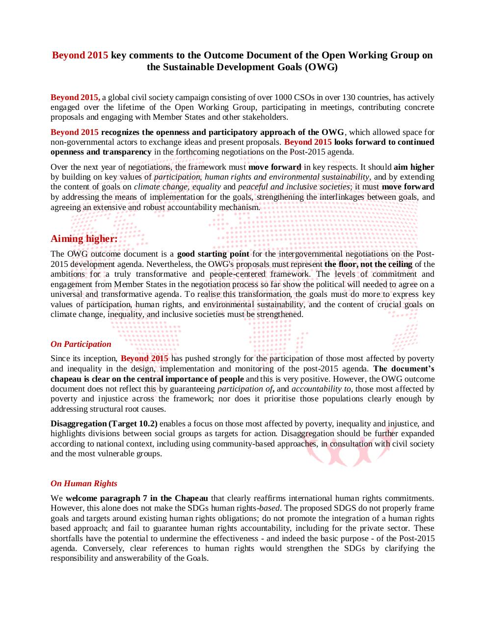 Key comments B2015.pdf - page 2/6