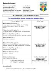 planning stv feminin du 27 10 2014 au 02 11 2014