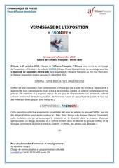 Fichier PDF communique vernissage de l exposition tricolore par omma