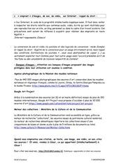 Fichier PDF images son video et droits
