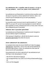 Fichier PDF les ambulanciers