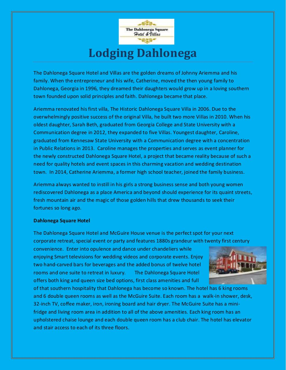 Aperçu du document Lodging Dahlonega.pdf - page 1/2