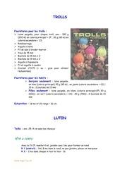 trolls to crochet fr
