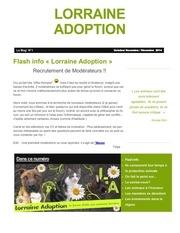 gazette lorraine adoption 1