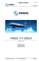 pmdg 777 200lr paint kit