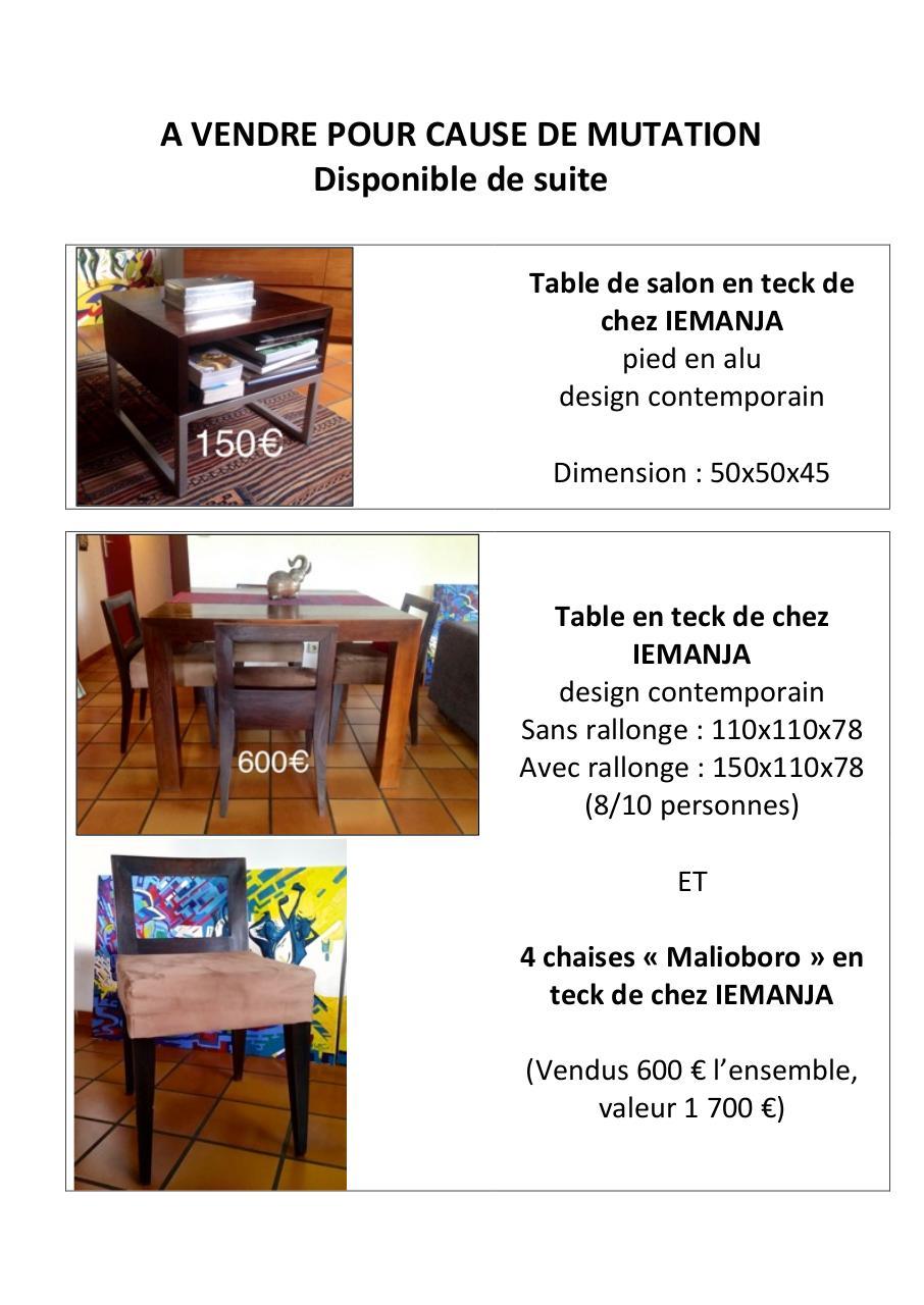 Affiche vente de affiche vente de meubles for Vente ameublement