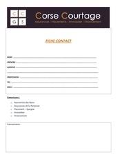 questionnaire contact