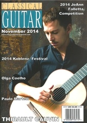 classical guitar mag th cauvin